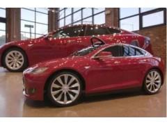 特斯拉Model S推儿童版车型 车主年龄最小3岁